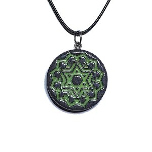 Srčna Čakra – Anahata-unikatni nakit-joga-meditacija-verižica-obesek-darilo